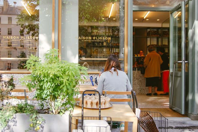 Stroll to nearby Maison Plisson - a fabulous epicure and restaurant!