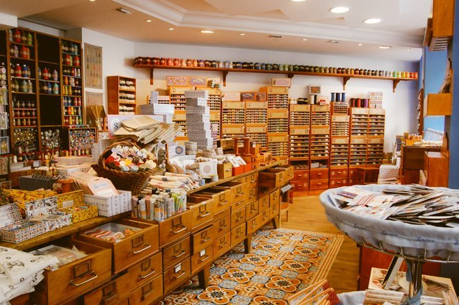 The Most Delightful Vintage Haberdashery You've Ever Seen