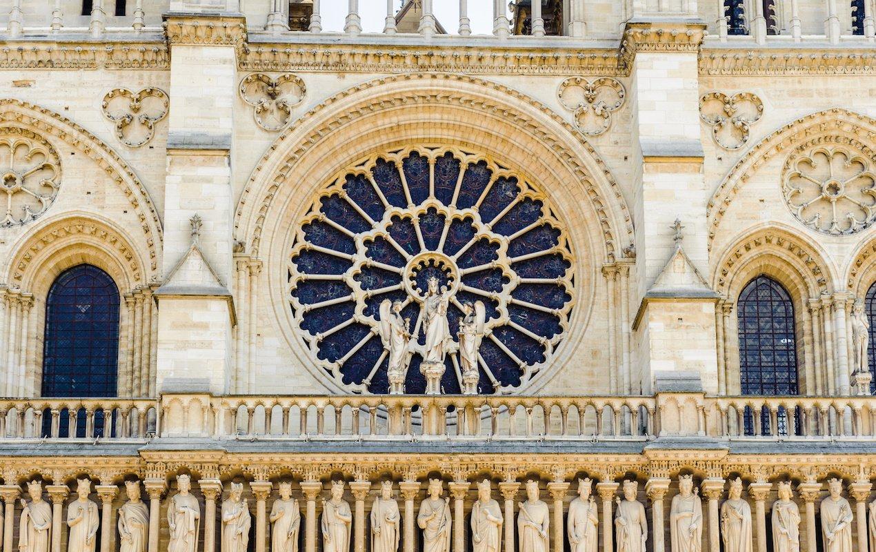 7 Amazing Churches in Paris - Cathedrale de Notre Dame