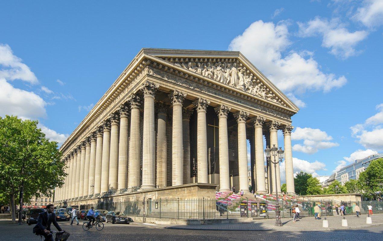 7 Amazing Churches in Paris - La Madeleine
