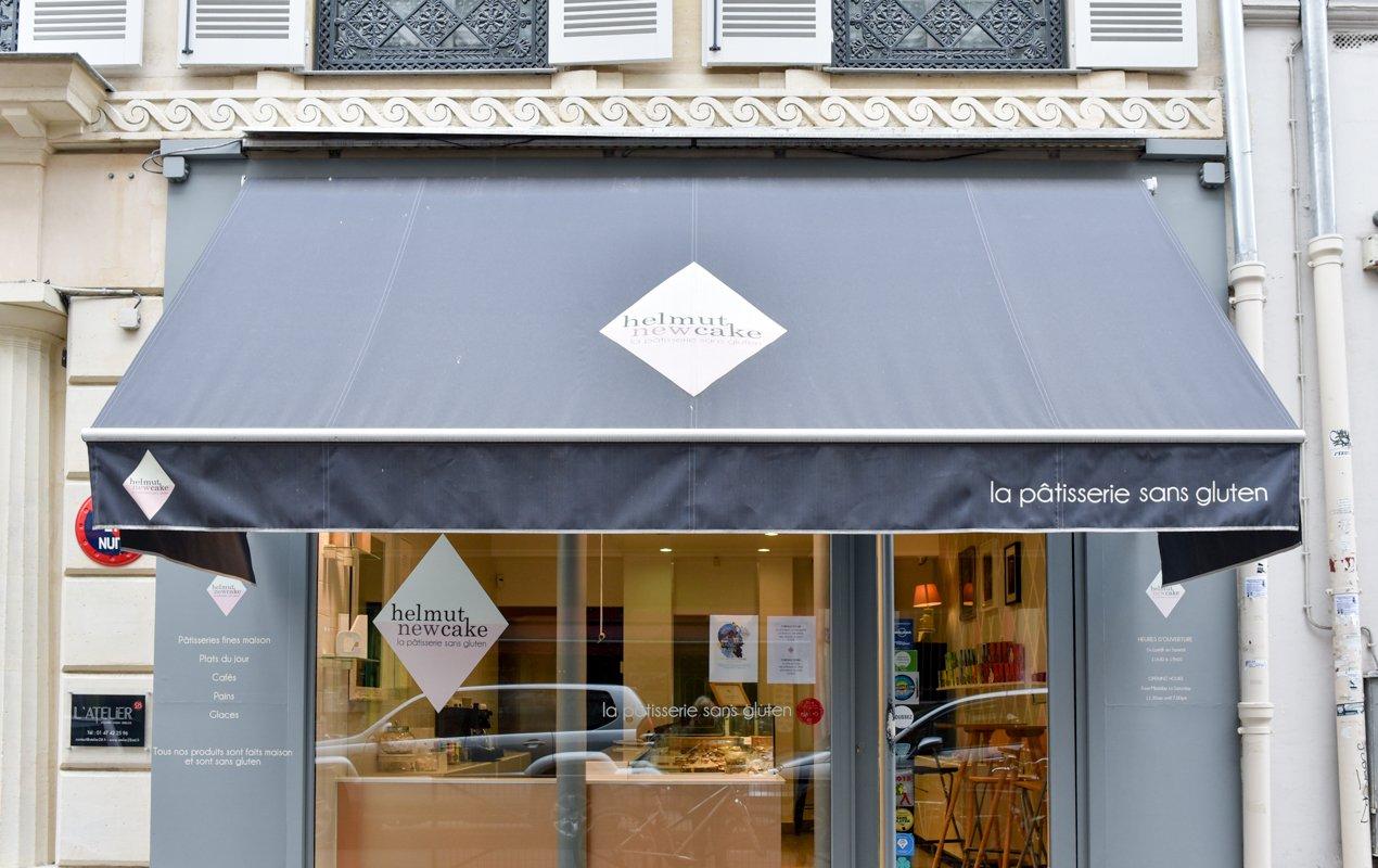 Gluten Free Restaurants & Bakeries in Paris