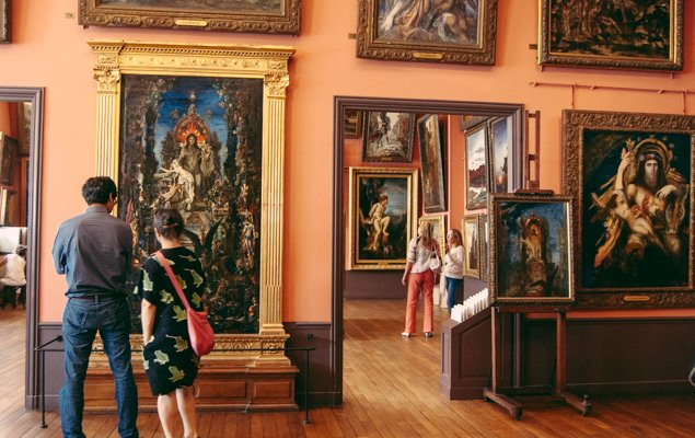 Travel Back in Time at the Musée Gustave Moreau