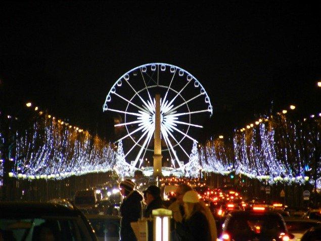 ParisWheel