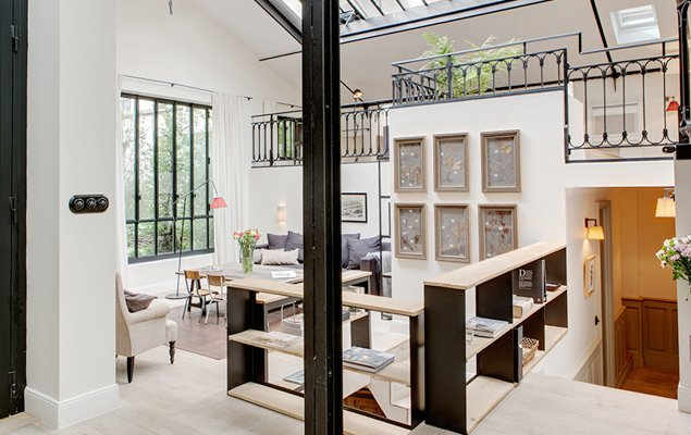 Modern Light filled 4 Bedroom Loft in the 5th Arrondissement - Charlemagne by Paris Perfect