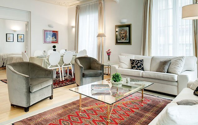 Paris Perfect Apartment in the 2nd Arrondissement