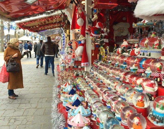 Paris Christmas Markets