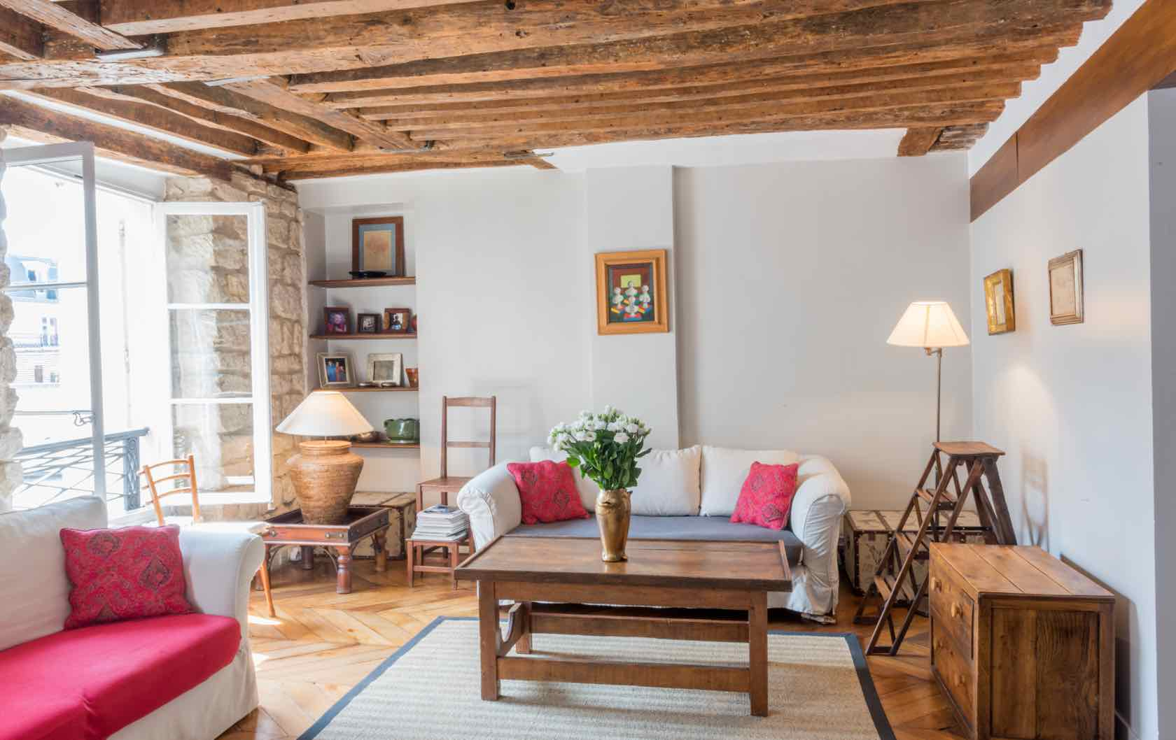 The Dolcetto Apartment - Old-World Comfort in Saint-Germain-des-Près
