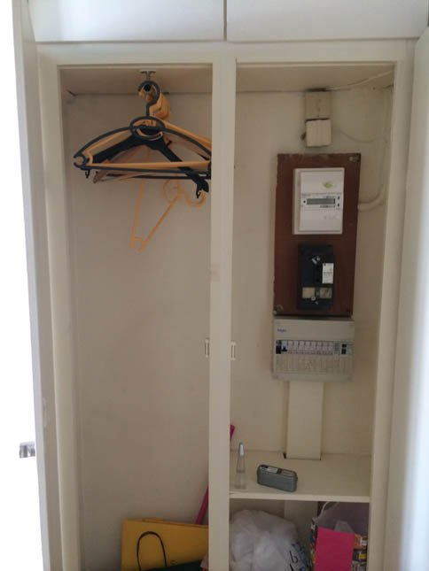 s 5 entryway closet