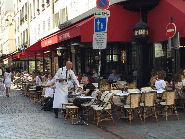 s delights of rue cler paris