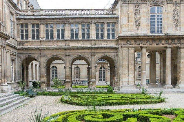 Discover the history of Paris at the nearby Carnavalet Museum (Photo by Georgianna Lane)