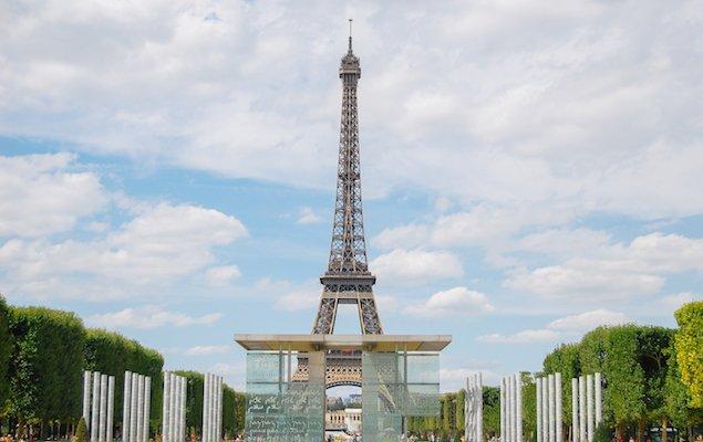 Exploring Paris by Bus - Line 87