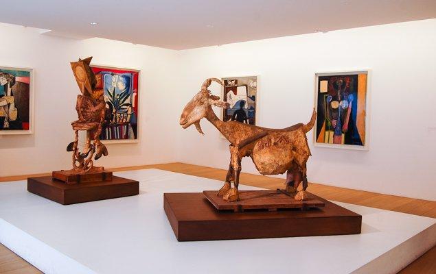 Paris Picasso Museum Marais
