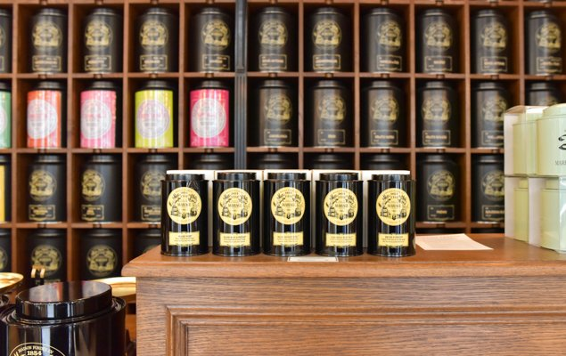 A Terrific New Tea Emporium Just Opened on Rue Cler!