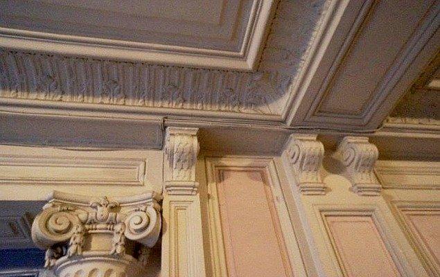Paris Apartment For Sale Marais - Architectural Detail