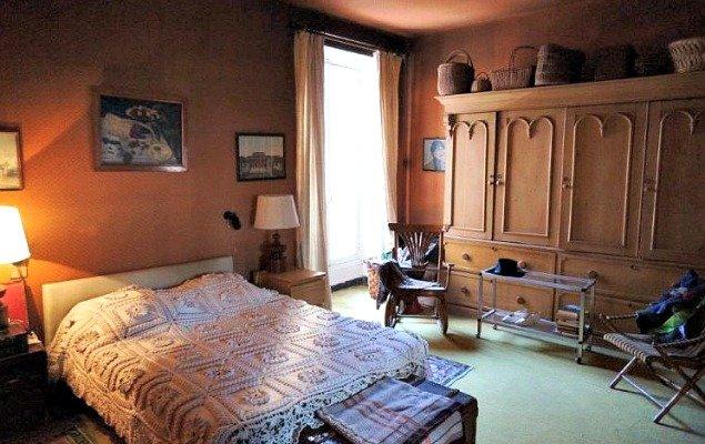 Paris Apartment For Sale Marais - Bedroom