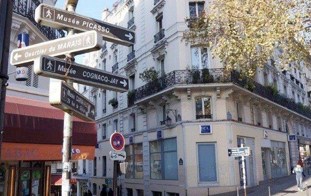 Paris Apartment For Sale Marais - Incredible Location