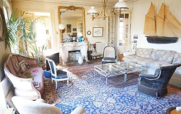 Perfect Renovation-Ready Marais Apartment for Sale in Paris