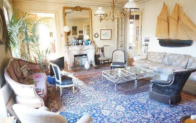 Perfect Renovation-Ready Marais Apartment for Sale in Paris