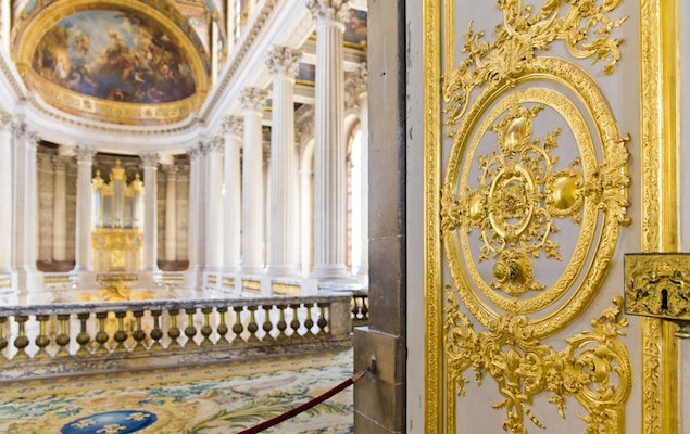 The Chateau of Versailles can be found in zone 4!