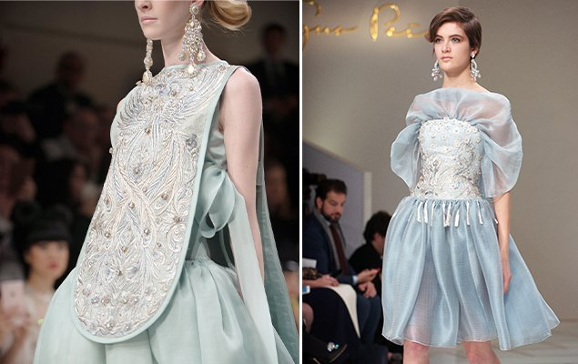 Haute Couture Fashion Week in Paris by Brandie Raasch