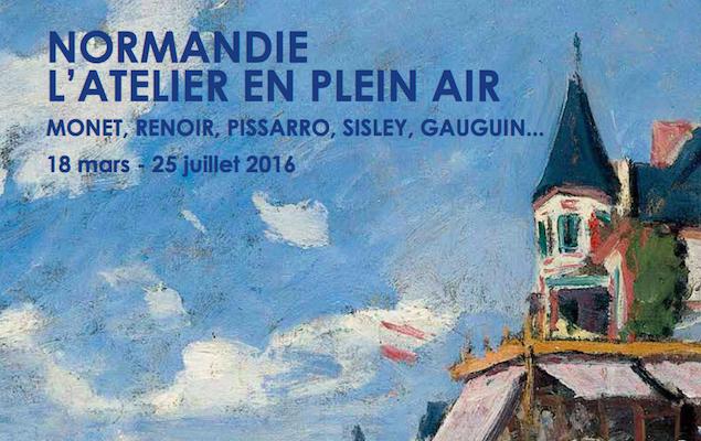 Paris Spring Summer 2016 Art Exhibitions - Normandy en Plein Air