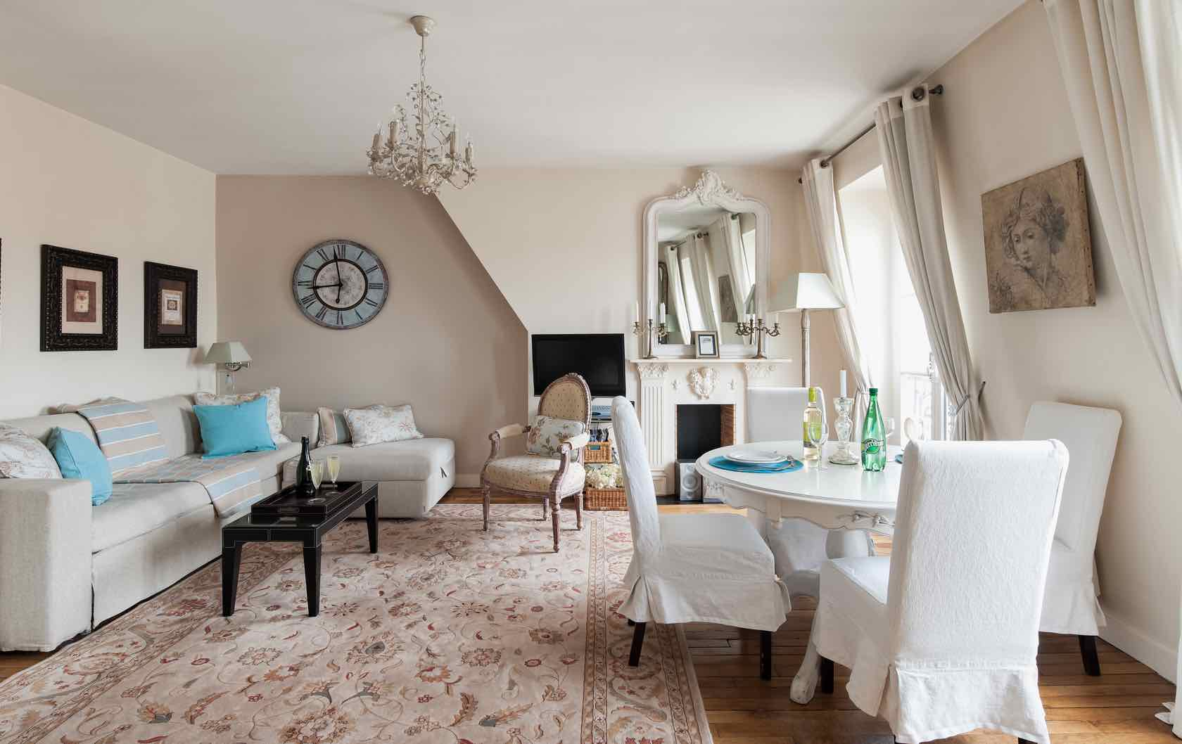 The 6 Most Romantic Paris Apartments for Lovebirds by Paris Perfect Muscadelle