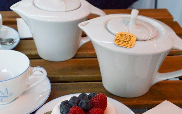 Maison de la Chantilly, a whipped cream cafe on Rue Cler - Paris Perfect Blog