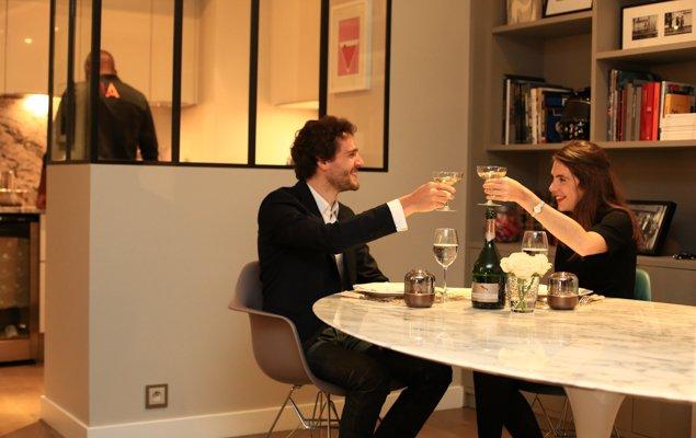 Private chef in your Paris apartment-15