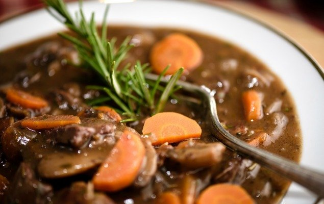 How to Make Philippe's Famous Boeuf Bourguignon Recipe