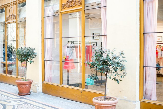 Discovering the Galerie Vivienne - by Brandie Raasch for Paris Perfect