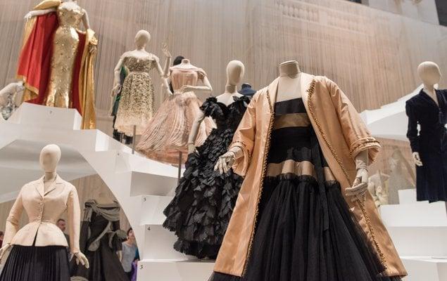 Fashion Exhibition in Paris at the Musée des Arts Décoratifs