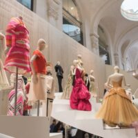 Fashion Exhibition in Paris at the Musée des Arts Décoratifs