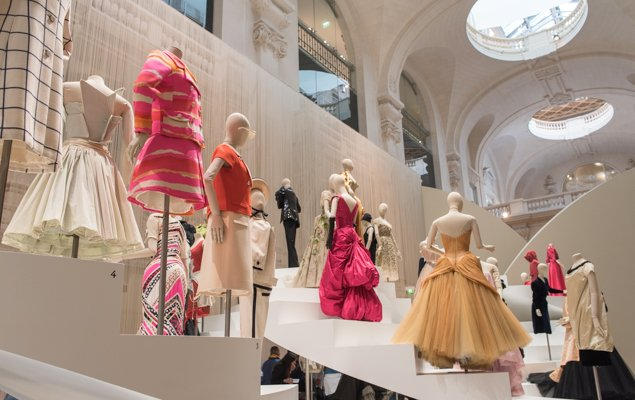 See 300 Years of Stunning Fashions in the Chicest City on Earth!