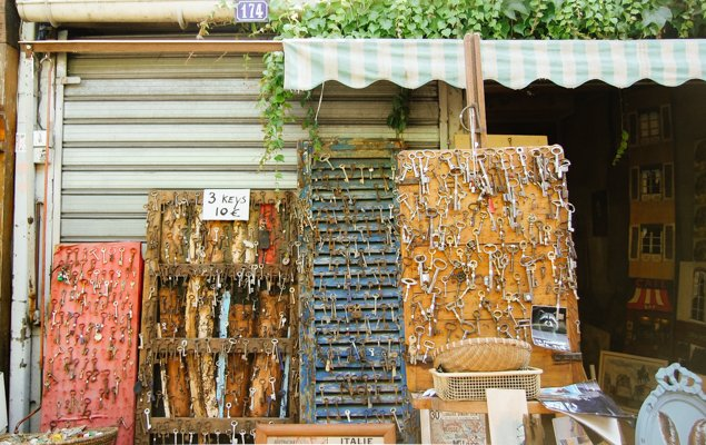 How to Get to Paris\' Largest Flea Market - An Insider\'s Guide ...