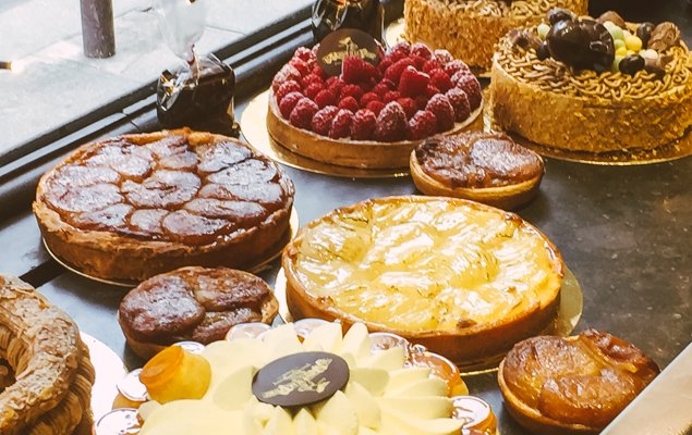 Best Bakery and Pastry Shop near the Eiffel Tower in the 7th Arrondissement