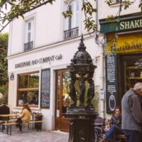 Shakespeare & Co. Cafe and Coffee Shop