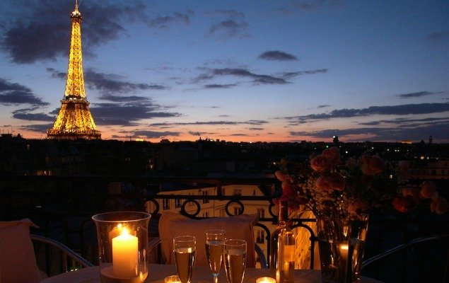 The Most Amazing Paris Apartment Views