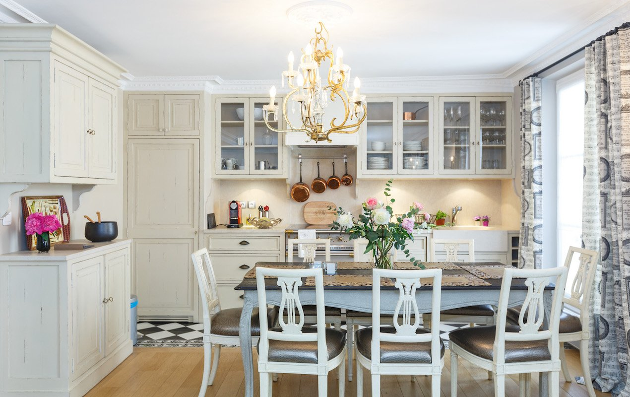 Paris Apartments with the Best Kitchens