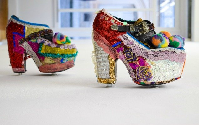 Fashion Meets Impressionism at the Sophie Cochevelou Exhibition
