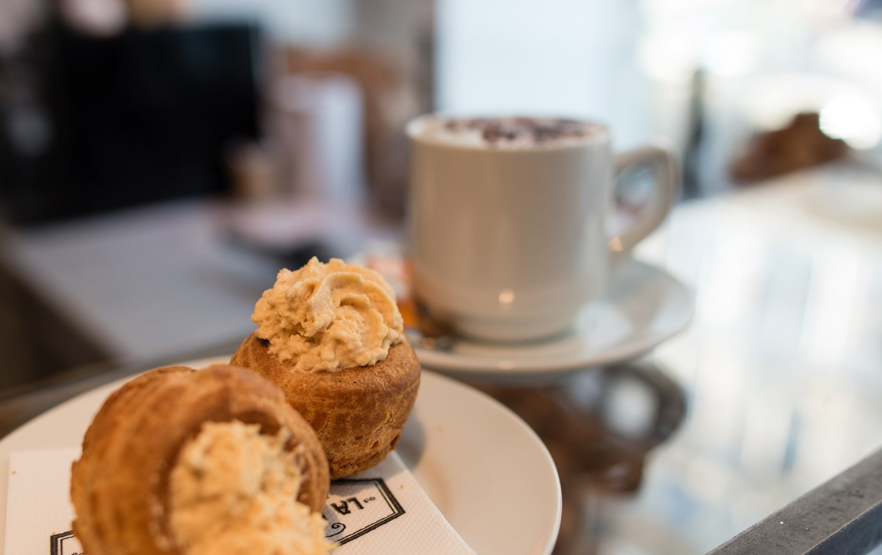 Where to Find Good Cream Puffs in Paris - La Maison du Chou