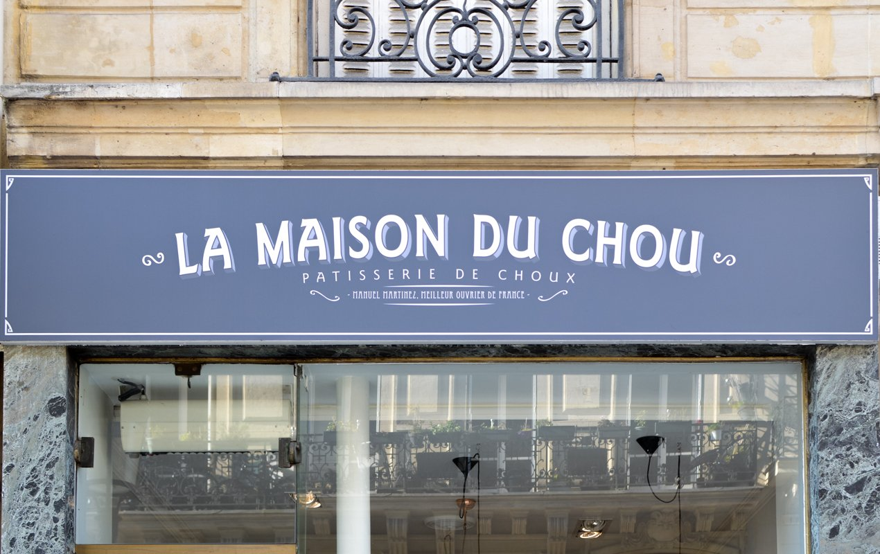 The amazing unique cream puffs of la maison du chou paris perfect - La maison du bain paris ...