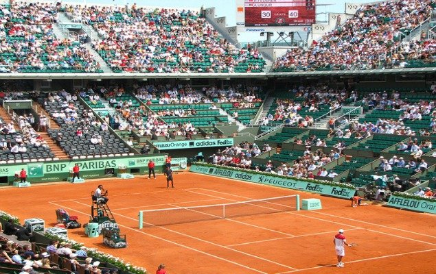 Experience Roland-Garros Up Close and Personal