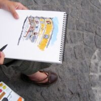 Art Lessons in Paris for Travelers
