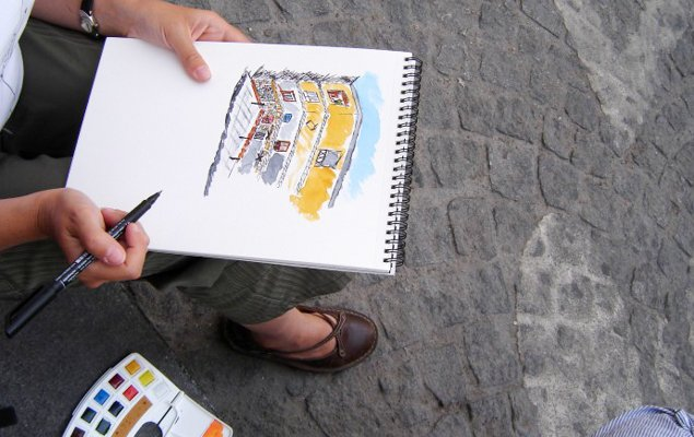 Art Lessons in Paris – Commemorate Your Trip in a Meaningful Way
