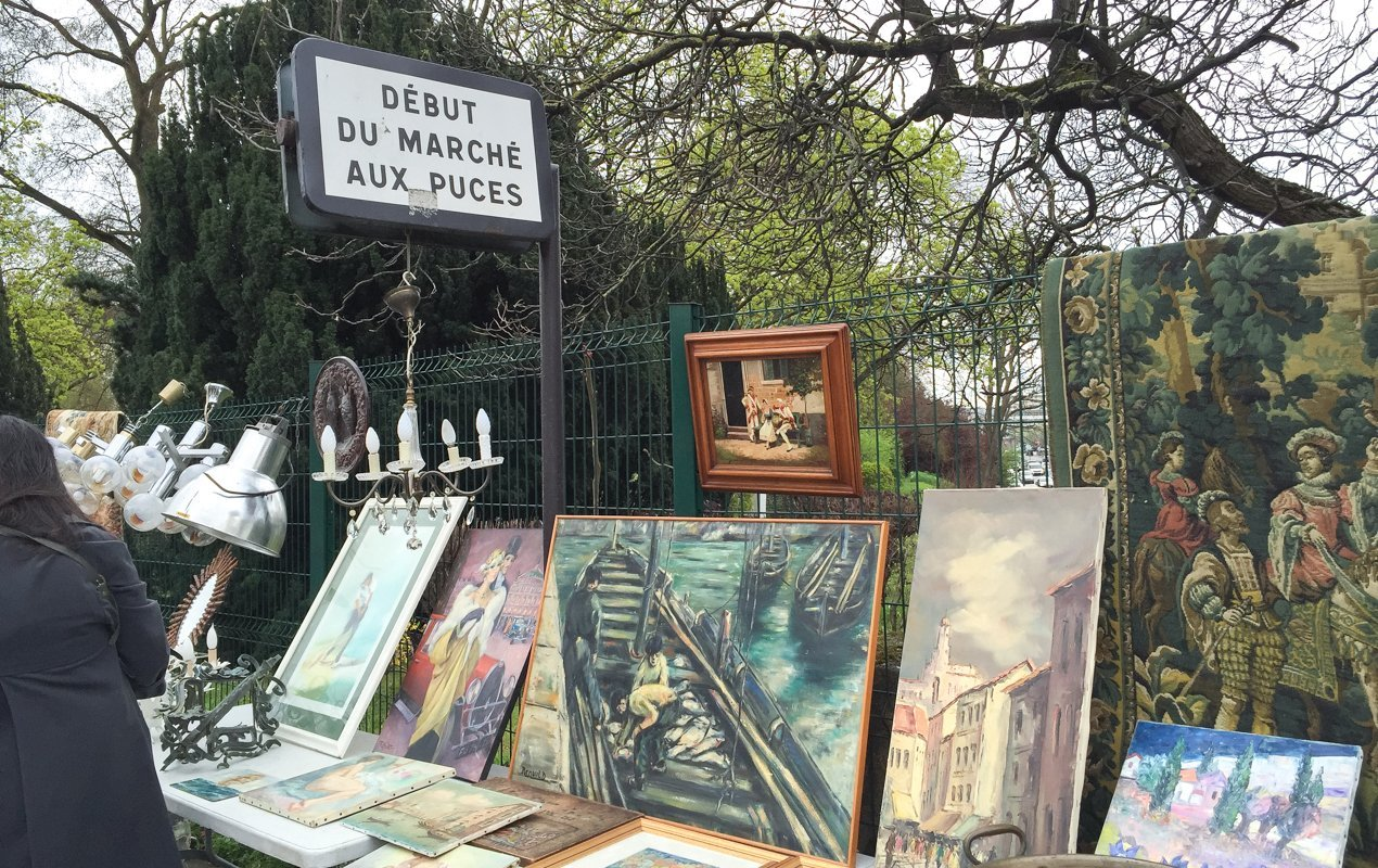Finding Hidden Treasure at the Best Parisian Flea Markets!