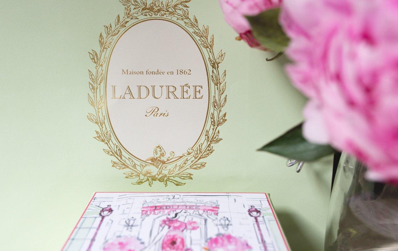 Kerrie Hess for Ladurée