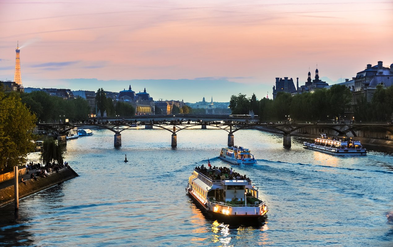 The Bastille Day Dinner Cruise Returns to the Seine!