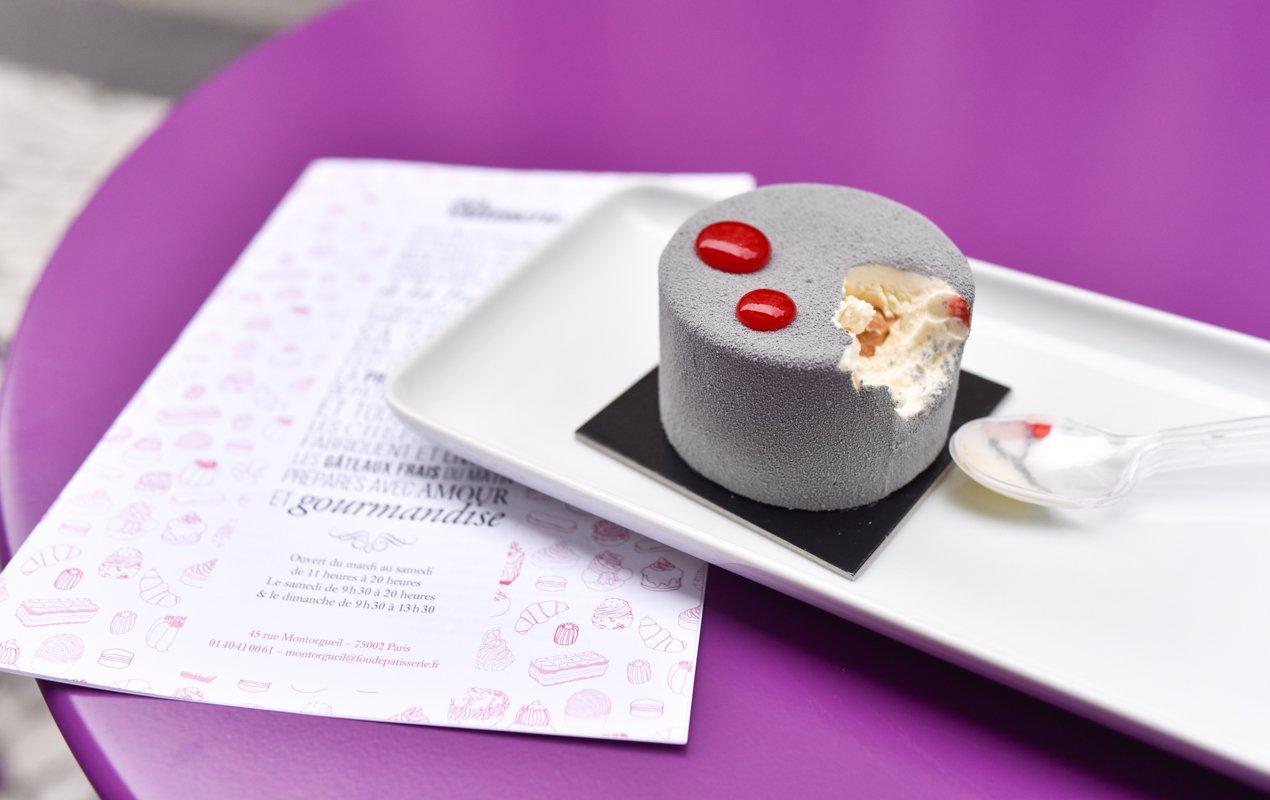 Pastry Concept Shop in Paris - Fou de Pâtisserie