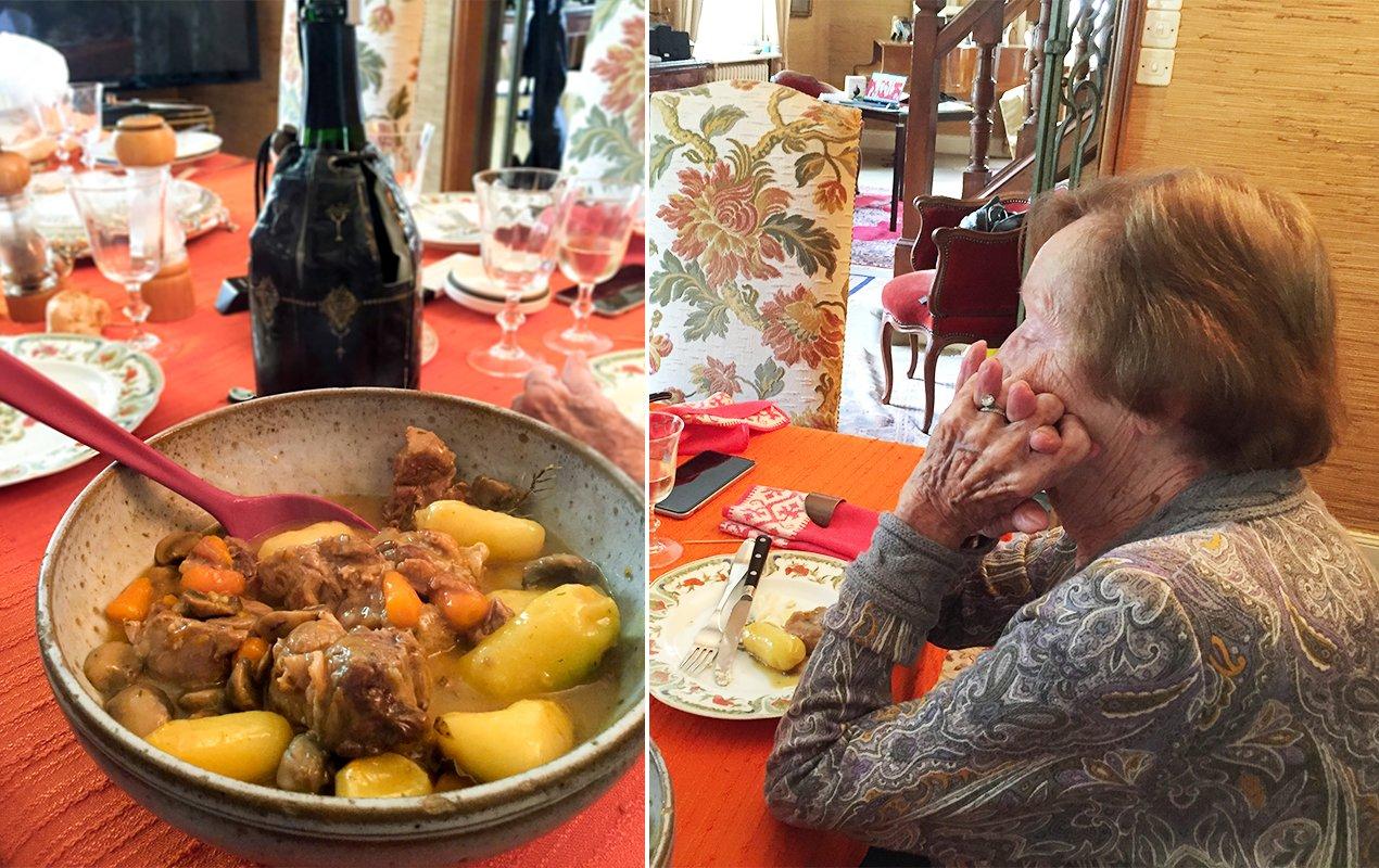 Family Recipe: French Blanquette de Veau