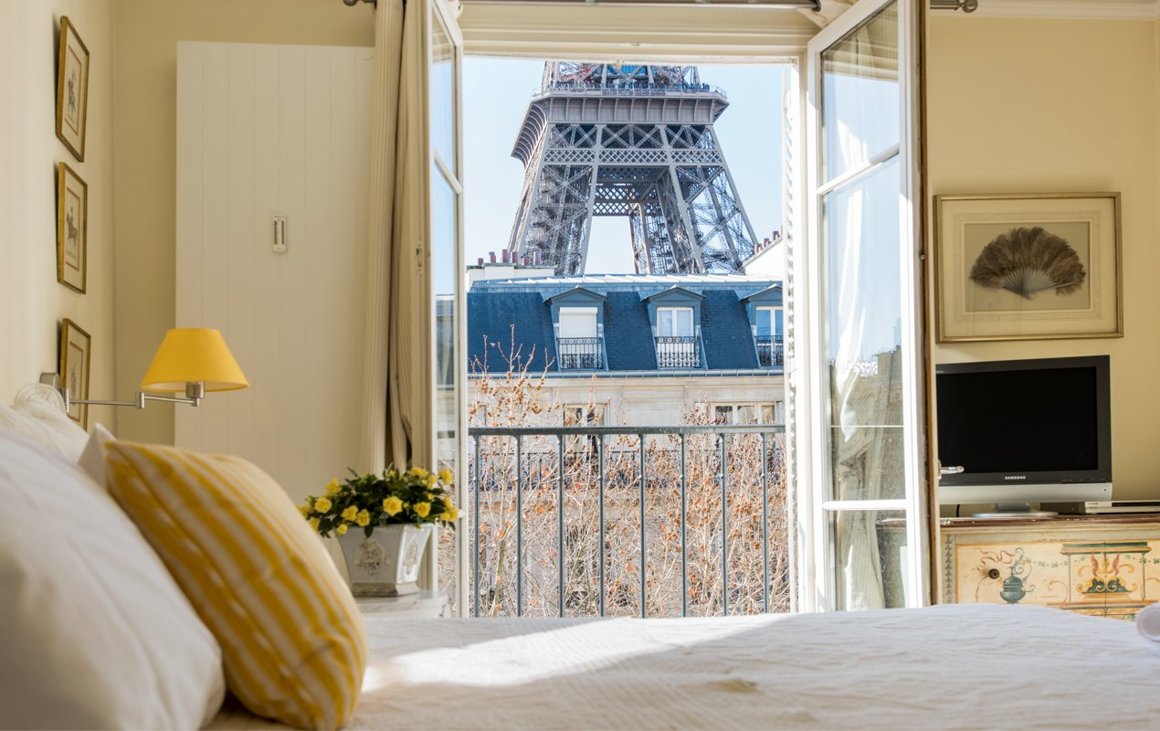 our top 5 most family friendly apartment rentals - paris perfect